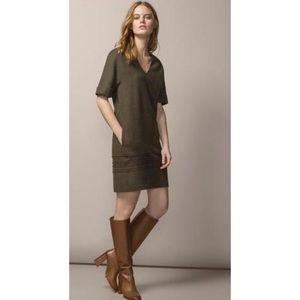 NWOT Massimo Dutti Wool Blend Dress